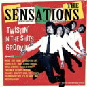 艺人名: Sa行 - THE SENSATIONS センセイションズ / TWISTIN' IN THE SHITS GROOVIN' 【CD】