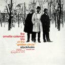 艺人名: O - Ornette Coleman オーネットコールマン / At The Golden Circle Vol.1 【SHM-CD】