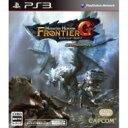 【送料無料】 PS3ソフト(Playstation3) / モンスターハンター フロンティアG ビギナーズパッケージ 【GAME】