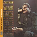 Artist Name: Z - Zoot Sims ズートシムズ / Zoot Sims And The Gershwin Brothers 輸入盤 【CD】