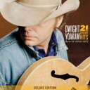 艺人名: D - 【送料無料】 Dwight Yoakam / 21st Century Hits: Best Of 2000-2012 輸入盤 【CD】