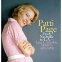 Artist Name: P - 【送料無料】 Patti Page パティペイジ / From Nashville To L.a.: Lost Columbia Master 1962-1969 輸入盤 【CD】