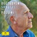 作曲家名: Ha行 - Beethoven ベートーヴェン / ピアノ・ソナタ第4番、第9番、第10番、第11番 ポリーニ 輸入盤 【CD】