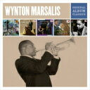 Artist Name: W - 【送料無料】 Wynton Marsalis ウィントンマルサリス / Original Album Classics 輸入盤 【CD】