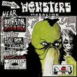 【送料無料】 Monsters (Rock) / Hunch 輸入盤 【CD】