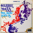 Artist Name: H - Herbie Mann ハービーマン / Beat Goes On 【CD】