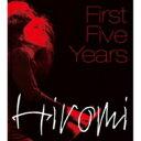Artist Name: H - 【送料無料】 上原ひろみ ウエハラヒロミ / First Five Years (5CD+DVD) 【SHM-CD】