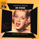 藝人名: R - Rosemary Clooney ローズマリークルーニー / On Stage At The London Palladium 【CD】