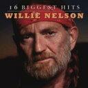 Willie Nelson ウィリーネルソン / 16 Biggest Hits 輸入盤 【CD】
