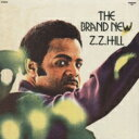 藝人名: Z - Zz Hill / Brand New 輸入盤 【CD】