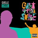 艺人名: Q - Quelle Chris / Ghost At The Finish Line 輸入盤 【CD】