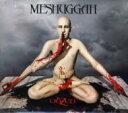 Artist Name: M - 【送料無料】 Meshuggah メシュガー / Obzen 輸入盤 【CD】