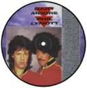 """Gary Moore ゲイリームーア / Out In The Fields (7インチシングルレコード) 【7""""""""Single】"""