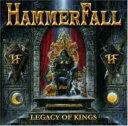 艺人名: H - 【送料無料】 Hammerfall ハンマーフォール / Legacy Of Kings 輸入盤 【CD】