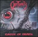 Obituary オビチュアリー / Cause Of Death Withbonus Tracks 輸入盤 【CD】