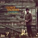 藝人名: G - 【送料無料】 George Jackson ジョージジャクソン / Old Friend - The Fame Recordings Vol 3 輸入盤 【CD】