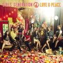 【送料無料】 少女時代 ショウジョジダイ / LOVE & PEACE 【通常盤】 【CD】