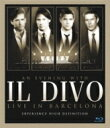 【送料無料】 Il Divo イルディーボ / An Evening With Il Divo-live In Barcelona 【BLU-RAY DISC】