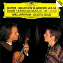 作曲家名: Ma行 - Mozart モーツァルト / ヴァイオリン・ソナタ集 デュメイ、ピリス 【SHM-CD】