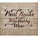 艺人名: P - 【送料無料】 Paul Banks / Blackberry Wine 輸入盤 【CD】