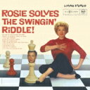 藝人名: R - Rosemary Clooney ローズマリークルーニー / Rosie Solves The Swingin' Riddle! 【CD】