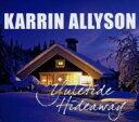 艺人名: K - 【送料無料】 Karrin Allyson カーリンアリソン / Yuletide Hideaway 輸入盤 【CD】