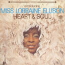 Artist Name: L - Lorraine Ellison / Heart & Soul 【CD】
