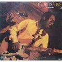 艺人名: C - Curtis Mayfield カーティスメイフィールド / Curtis Live 【CD】