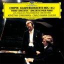 Chopin ショパン / ピアノ協奏曲第1番、第2番 ツィマーマン、ジュリーニ&ロサンジェルス・フィル 【SHM-CD】