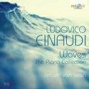 Composer: Ra Line - 【送料無料】 Ludovico Einaudi ルドビコエイナウディ / 『ウェーヴズ〜ピアノ・コレクション』 ファン・フェーン(7CD) 輸入盤 【CD】
