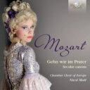 作曲家名: Ma行 - Mozart モーツァルト / カノン集 マット&ヨーロッパ室内合唱団 輸入盤 【CD】