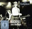 Artist Name: R - 【送料無料】 Rockpile / Live At Rockpalast 1980 輸入盤 【CD】