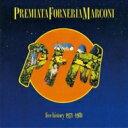 【送料無料】 PFM (P.F.M.) プレミアータフォルネリアマルコーニ / Live History1971~1978 (紙ジャケット) 【SHM-CD】