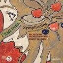 Symphony - 【送料無料】 Zemlinsky Alexander Von ツェムリンスキー / 交響曲第1番、第2番 ブラビンズ&ウェールズ・ナショナル管弦楽団 輸入盤 【CD】