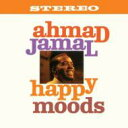 藝人名: A - Ahmad Jamal アーマッドジャマル / Happy Moods / Listen To The Ahmad Jamal Quiintet 輸入盤 【CD】