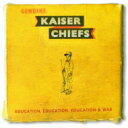 艺人名: K - Kaiser Chiefs カイザーチーフス / Education Education Education & War 輸入盤 【CD】