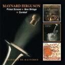 Maynard Ferguson メイナードファーガソン / Primal Scream / New Vintage / Carnival 輸入盤 【CD】