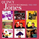 藝人名: Q - Quincy Jones クインシージョーンズ / Complete Recordings: 1955-59 輸入盤 【CD】