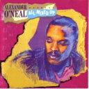 Artist Name: A - Alexander O Neal アレクサンダーオニール / All Mixed Up+4 【CD】