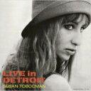 藝人名: S - 【送料無料】 Susan Tobocman / Live In Detroit 【CD】