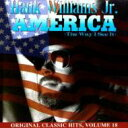 Artist Name: H - Hank Williams Jr. / America - The Way I See It 輸入盤 【CD】