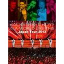 【送料無料】 Backstreet Boys バックストリートボーイズ / IN A WORLD LIKE THIS Japan Tour 2013 通常盤(Loppi・HMV独占先行販売 Blu-ray) 【BLU-RAY DISC】