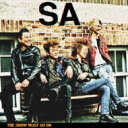 Artist Name: A Line - SA エスエー / THE SHOW MUST GO ON 【CD】