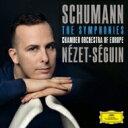 Composer: Sa Line - 【送料無料】 Schumann シューマン / Comp.symphonies: Nezet-seguin / Coe 【SHM-CD】