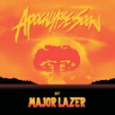 艺人名: M - Major Lazer / Apocalypse Soon レイザー少佐の黙示録 【CD】