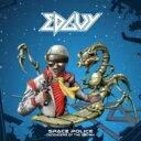 艺人名: E - 【送料無料】 Edguy エドガイ / Space Police - Defenders Of The Crown 【CD】