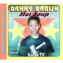 Artist Name: D - 【送料無料】 Danny Brown / Hot Soup 輸入盤 【CD】