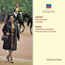 【送料無料】 Mozart モーツァルト / モーツァルト:ピアノ・ソナタ集(1973〜79)、ハイドン:ピアノ協奏曲、他 ラローチャ、ジンマン&ロンドン・シンフォニエッタ(3CD) 輸入盤 【CD】