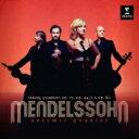 Composer: Ma Line - 【送料無料】 Mendelssohn メンデルスゾーン / String Quartet, 2, 3, 6, : Artemis Q 【CD】