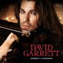 【送料無料】 『愛と狂気のヴァイオリニスト』 デイヴィッド・ギャレット 【CD】